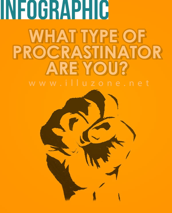 INFOGRAPHIC | What type of procrastinator are you?