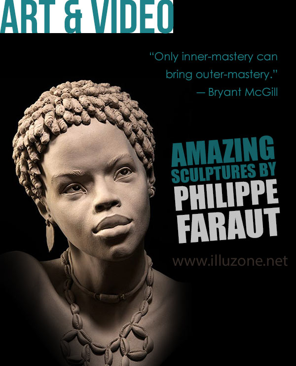"ART & VIDEO | ""Only inner-mastery can bring outer-mastery."" ― Bryant McGill"