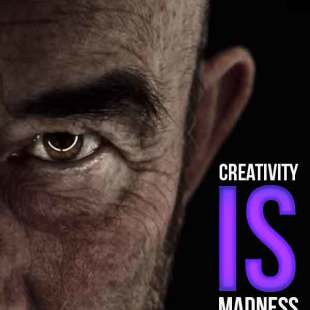 Creativity Is Madness Ernest Becker