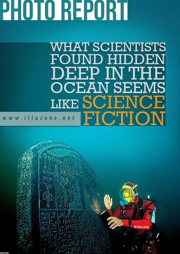 PHOTO REPORT | What scientists found hidden deep in the ocean seems like science fiction