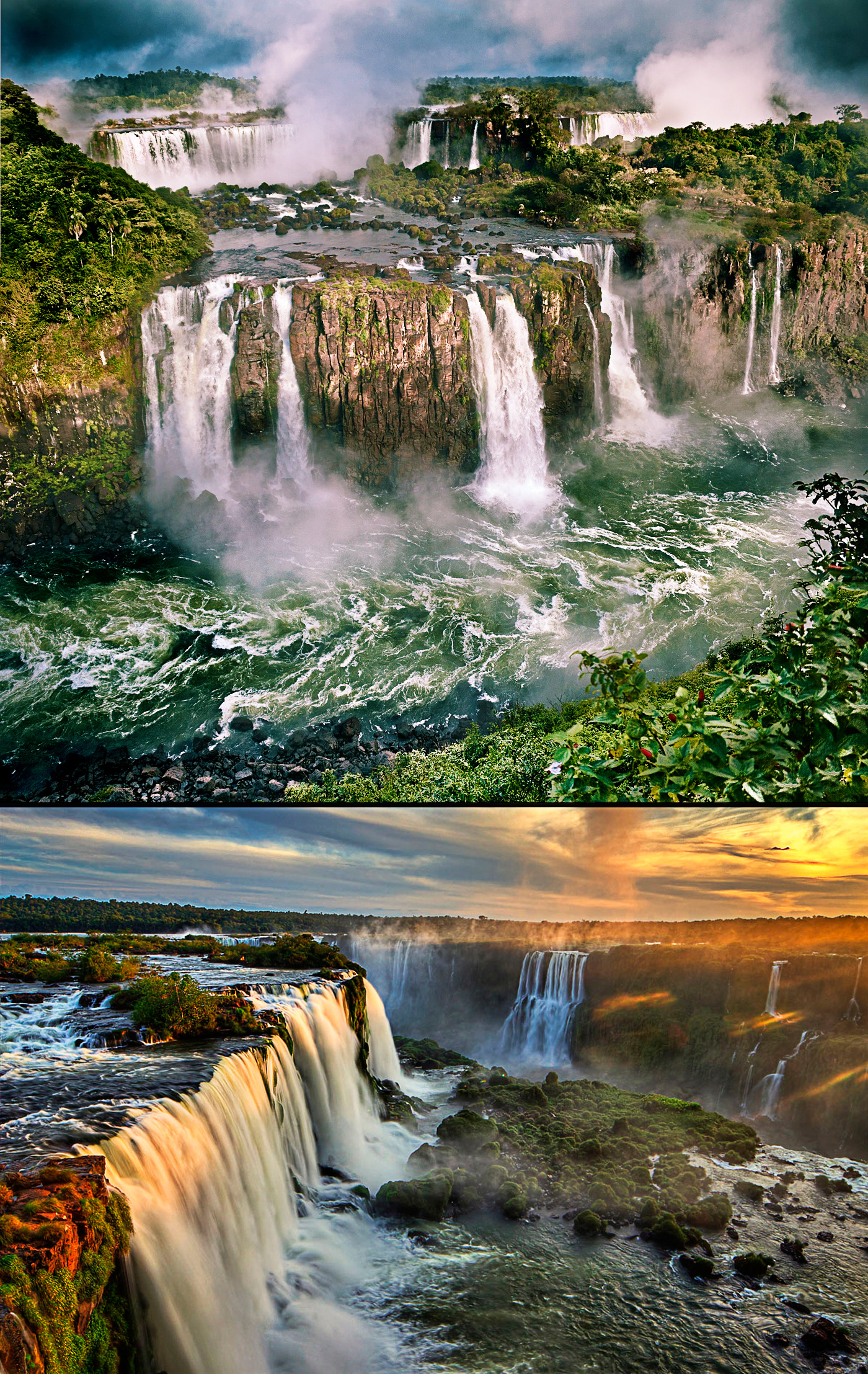 Iguazu-Falls-in-Argentina---most-amazing-waterfalls