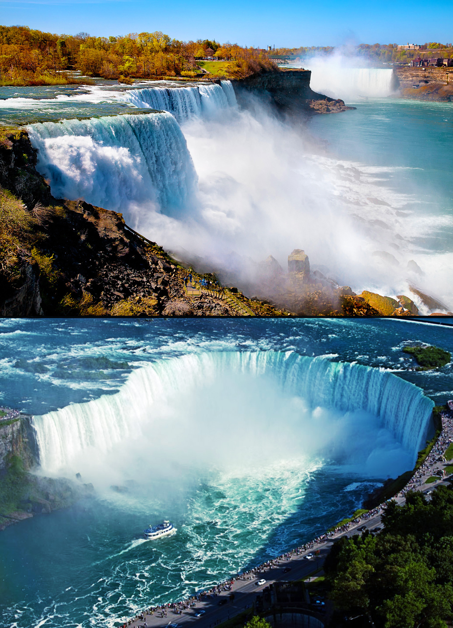 Niagara-Falls-in-Canada---most-amazing-waterfalls