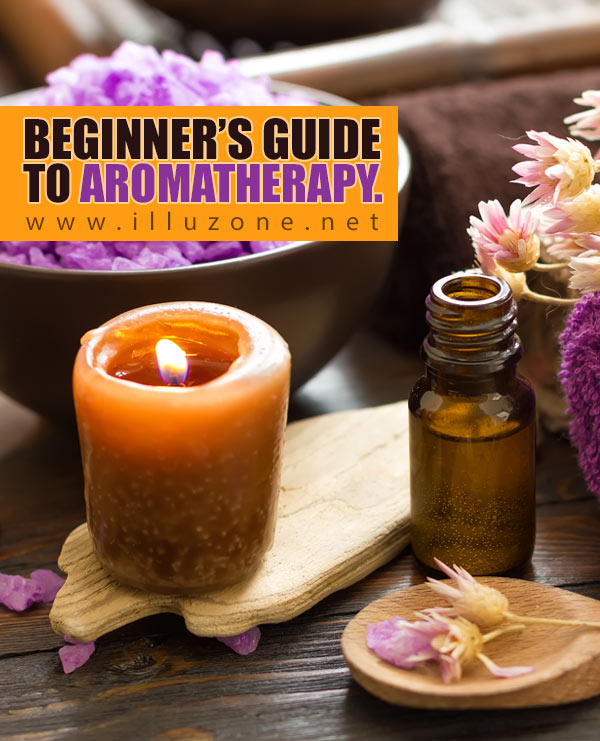 ARTICLE & VIDEO   Beginner's guide to Aromatherapy.