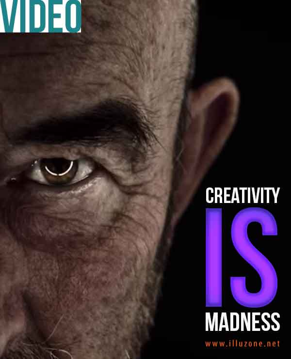 VIDEO | Creativity is Madness