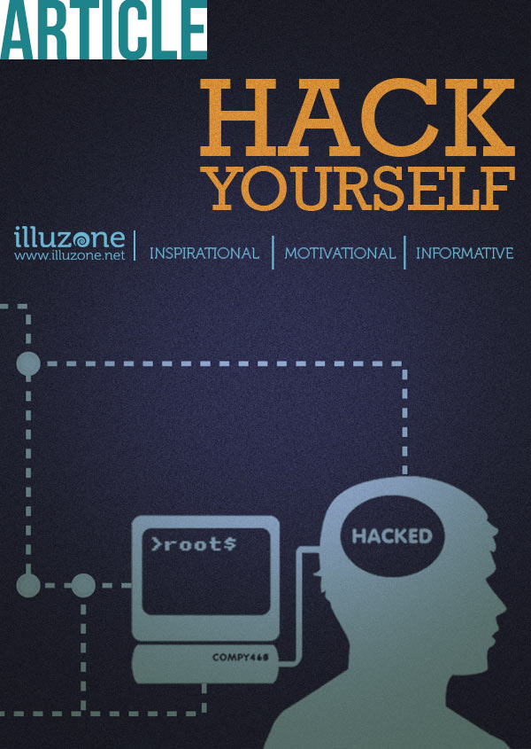 ARTICLE | Hack yourself — If this doesn't uplift your spirit, nothing else will