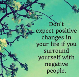 Negative People quote