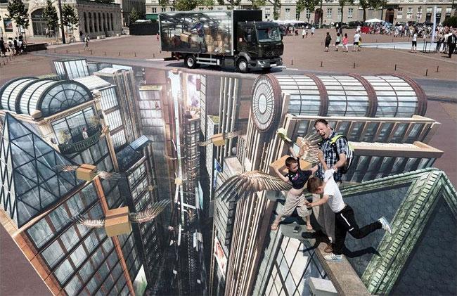 3D Street Art 15