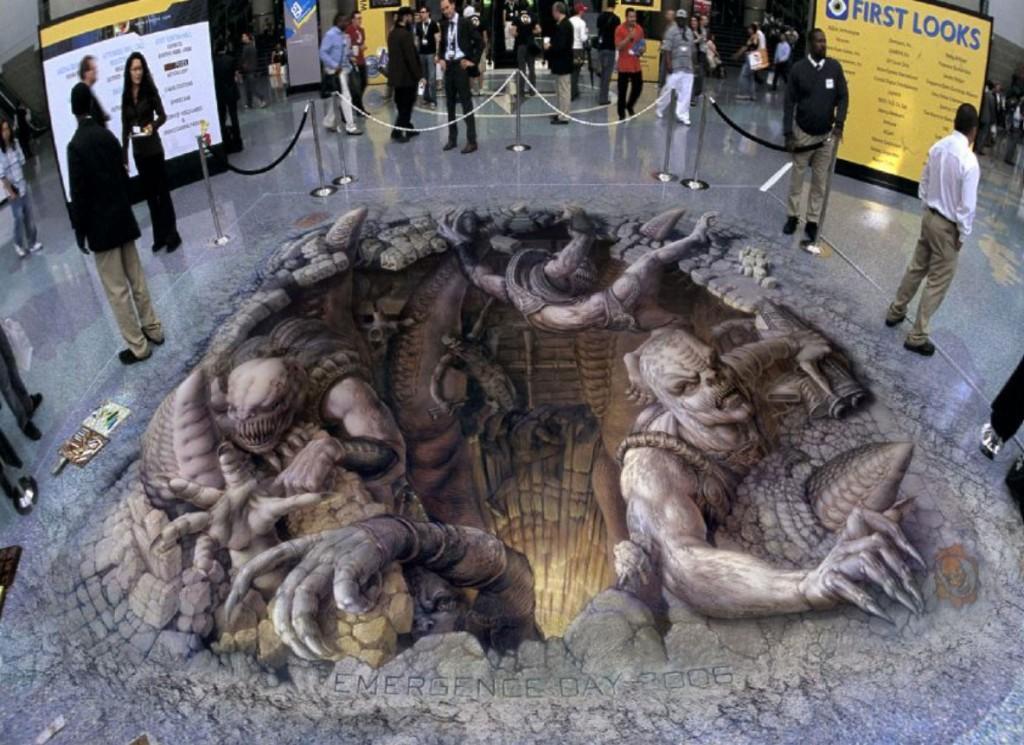 3D Street Art 17