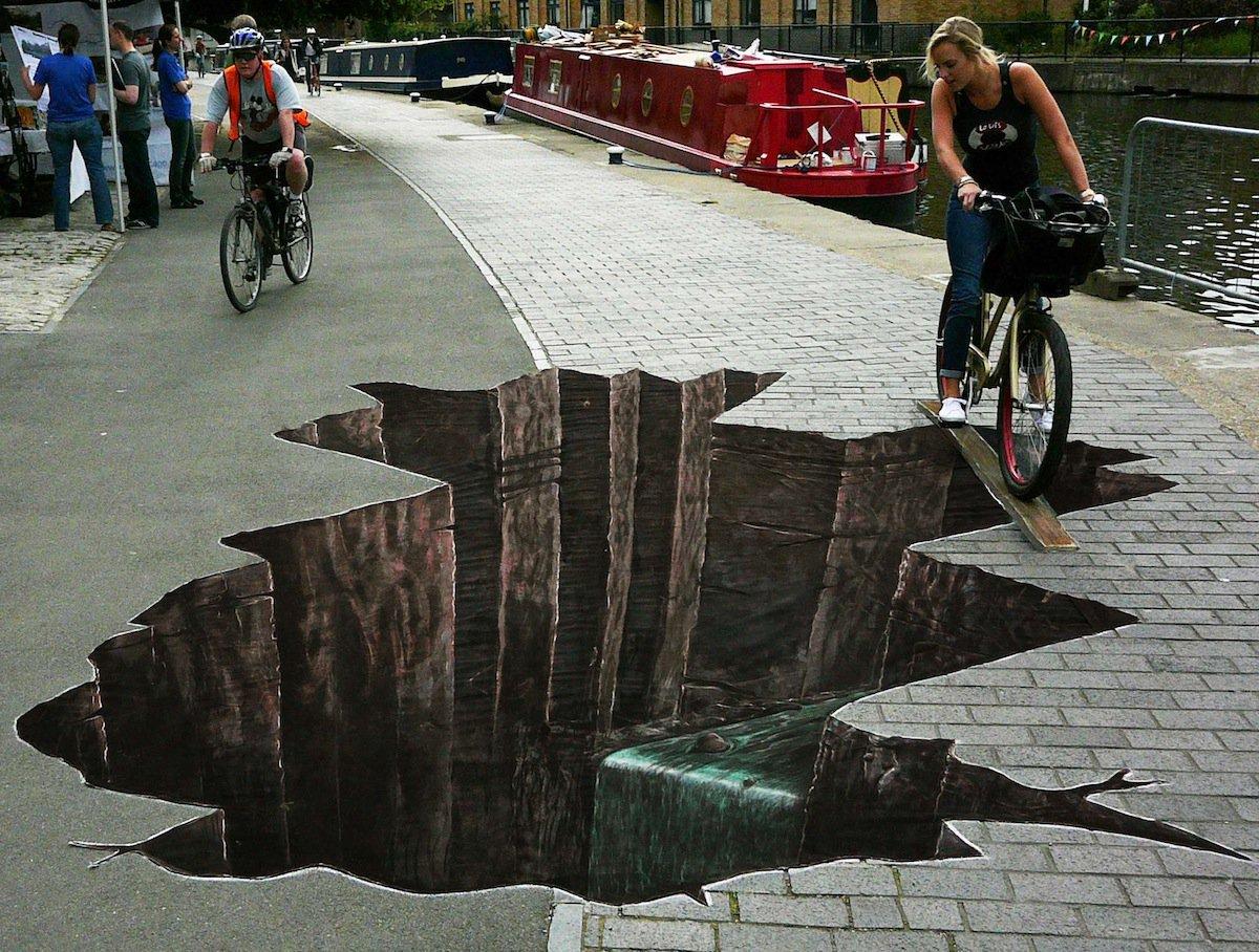 3D Street Art 21