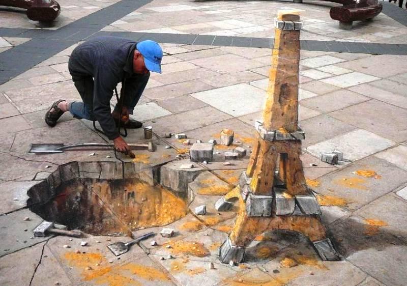 3D Street Art 23