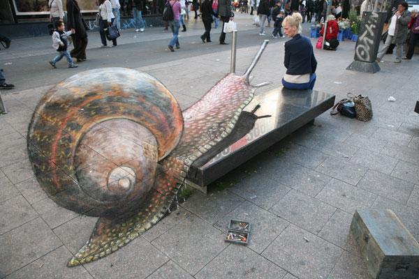 3D Street Art 24