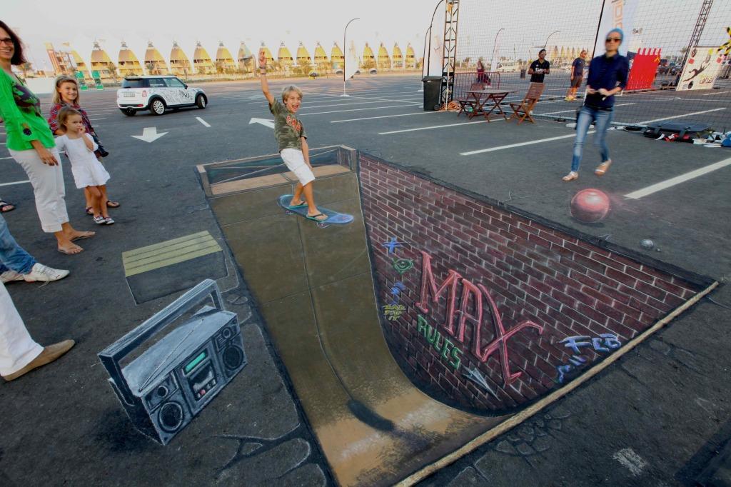 3D Street Art 5