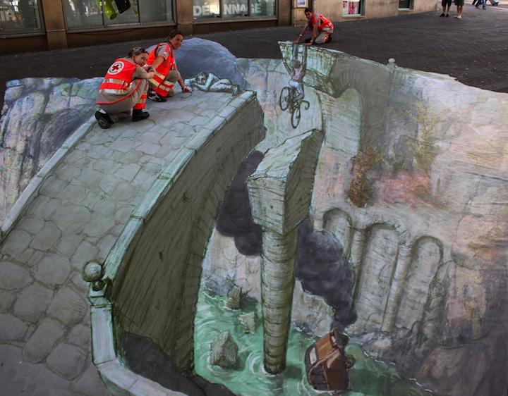 3D Street Art 51