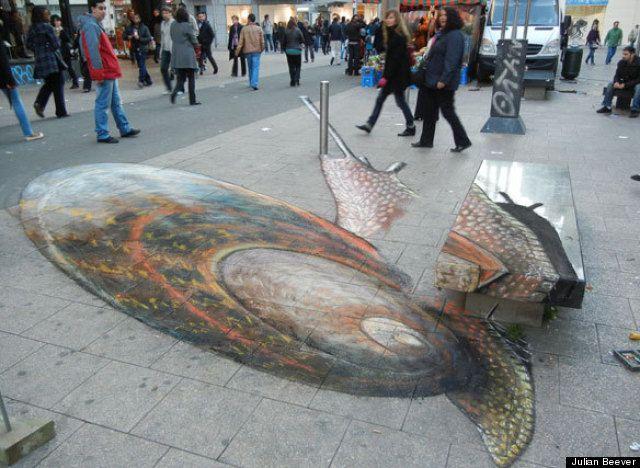 3D Street Art 8