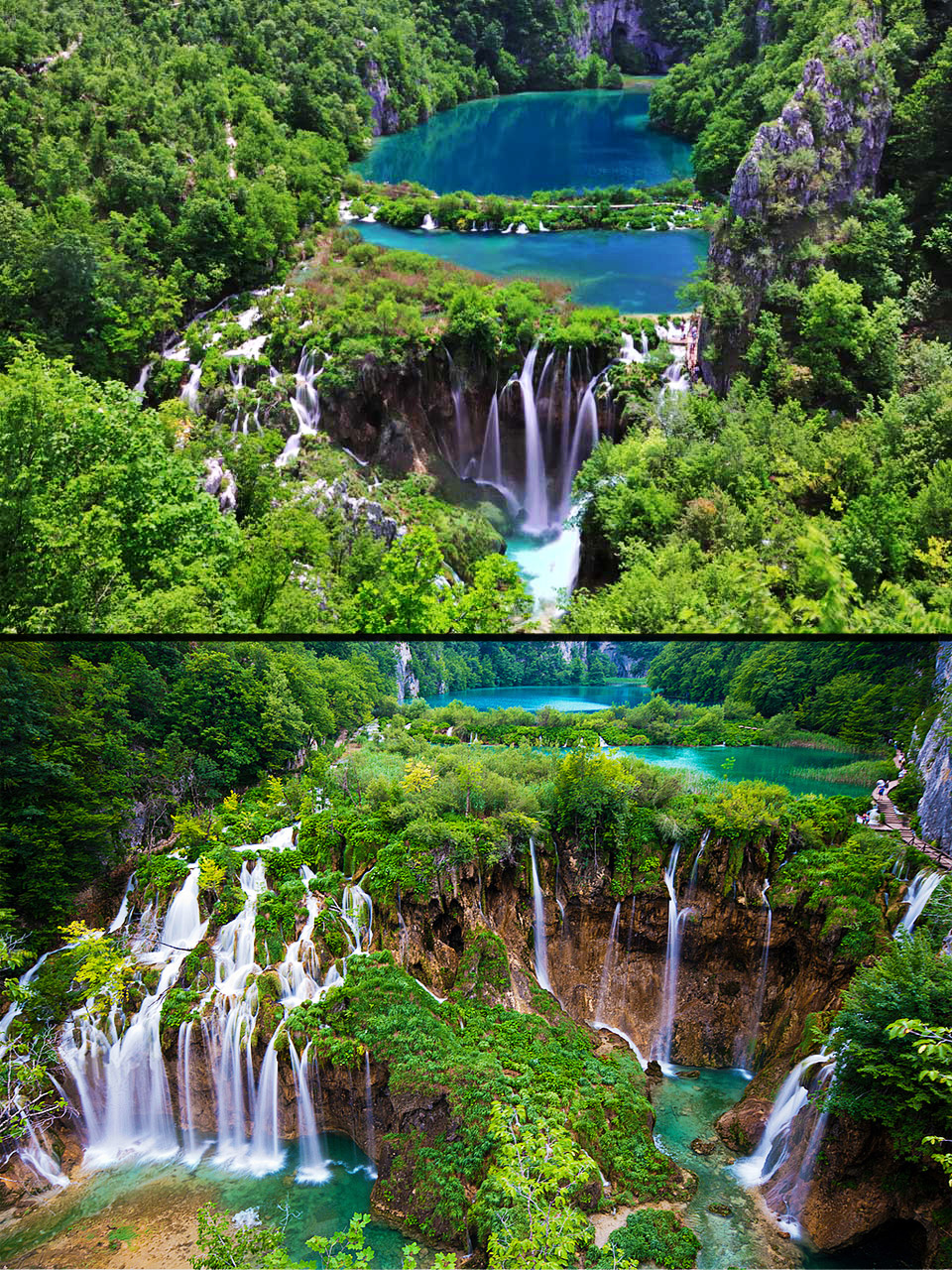 10 of the most beautiful waterfalls in the world. #2 seems out of this world