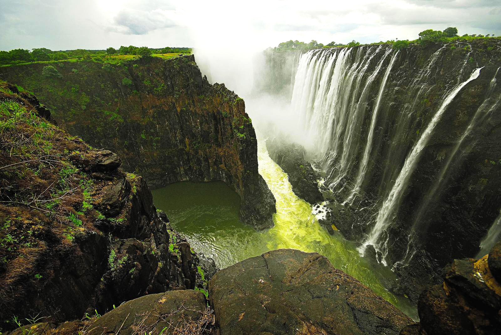 10 of the most beautiful waterfalls in the world