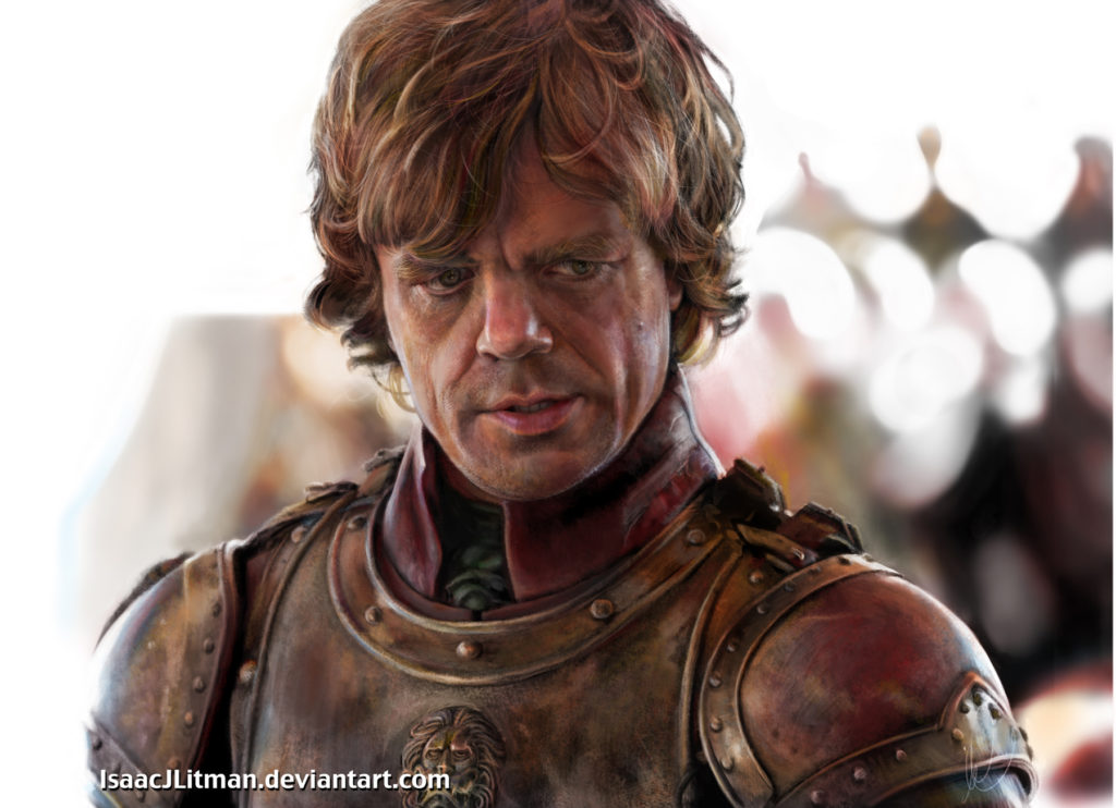 Game of Thrones Fan Art - Peter Dinklage as Tyrion