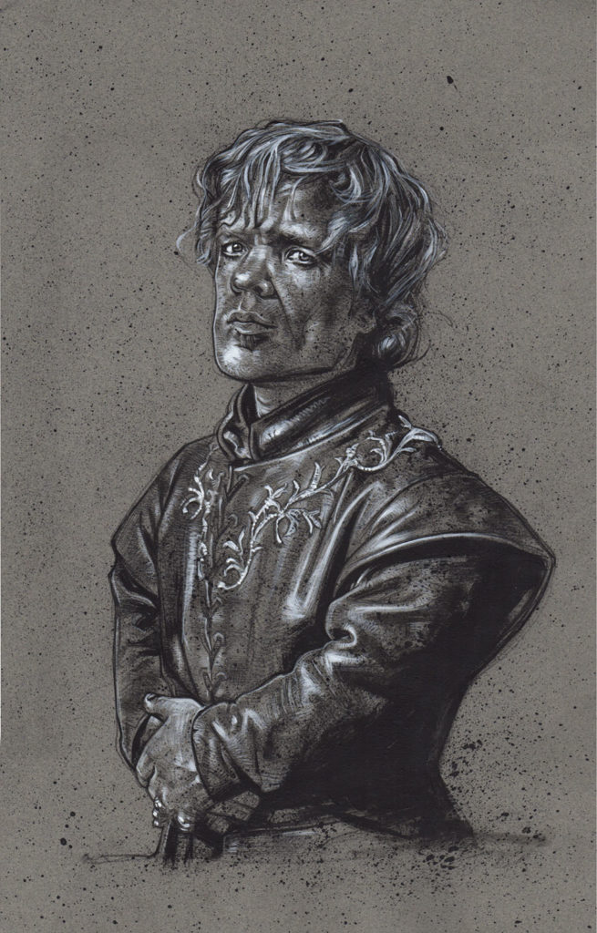 Game of Thrones Fan Art - Tyrion